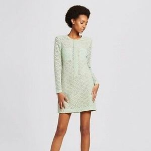 Victoria Beckham for Target Mint Lace Dress